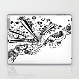Creation of human Laptop & iPad Skin