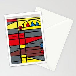 Edificio de comunicaciones UCV -Detail- Stationery Cards