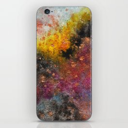 Outside the Galactic Box iPhone Skin
