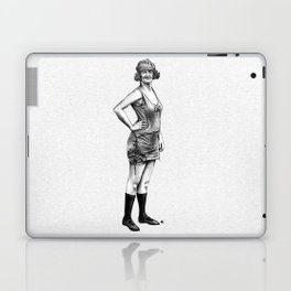 1920s Bathing Beauty Laptop & iPad Skin