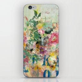 Bright Blossoms iPhone Skin