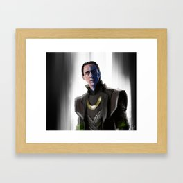 What am I? Framed Art Print
