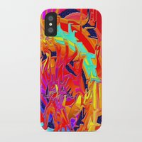 chakra iPhone & iPod Cases featuring Chakra by JT Digital Art