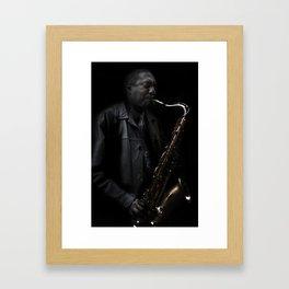 All that Jazz Framed Art Print