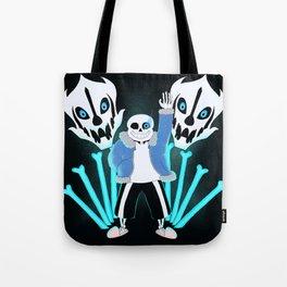 Sans the Skeleton Tote Bag