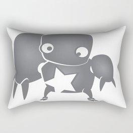 minima - slowbot 003 Rectangular Pillow