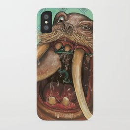 Remember to floss iPhone Case