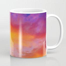 Sky Ablaze Coffee Mug