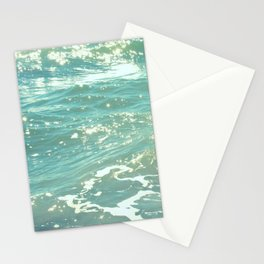 The Sea Delights Our Very Soul Stationery Cards