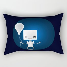 Need some light Rectangular Pillow