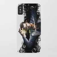 stiles iPhone & iPod Cases featuring Void Stiles by Hosio