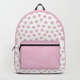 Pig Pattern Backpack