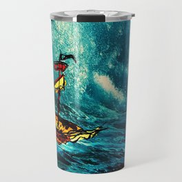 Bismarck Travel Mug