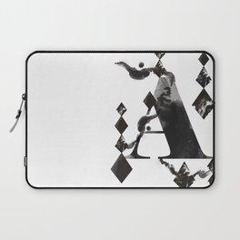 A alphabet Laptop Sleeve
