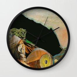 Le canal de Tourves Wall Clock