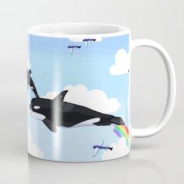 Flying Fish Coffee Mug