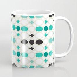 Stone Wall (Garden Green) Coffee Mug