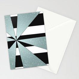 4Shades Glass: B/W Stationery Cards