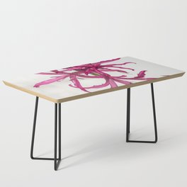 Nerine Lily Flower Coffee Table