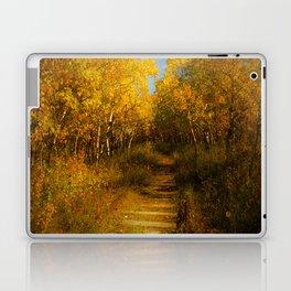 Old Spur Line Laptop & iPad Skin