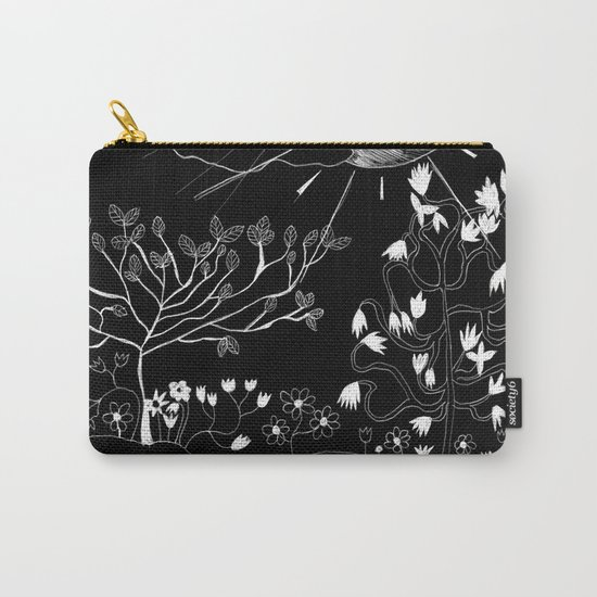 Perfect Imperfection (Inverted version) Carry-All Pouch