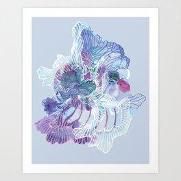 Alien Organism 25 Art Print
