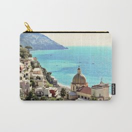 Duomo in Positano Carry-All Pouch