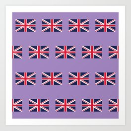 love britania Art Print
