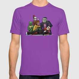 The Universal Monster Club T-shirt