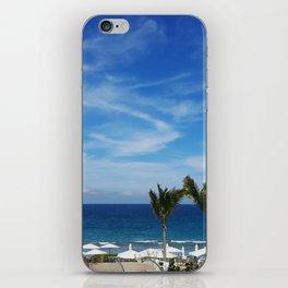 Dream Vacation iPhone Skin