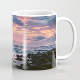 Burleigh Beach Surfer Coffee Mug