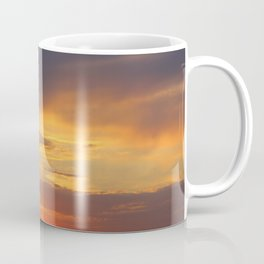 sundown sundown sunset Coffee Mug