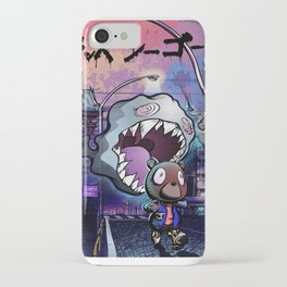 WELCOME TO GHOST TOWN iPhone Case