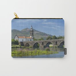 Ponte de Lima, the Minho, Portugal Carry-All Pouch