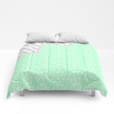 MEMPHIS GREEN Comforters