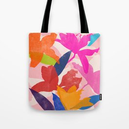 lily 16 Tote Bag