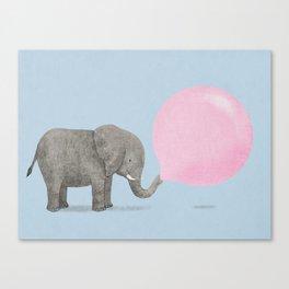 Jumbo Bubble II Canvas Print