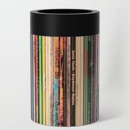 Alternative Rock Vinyl Records Can Cooler