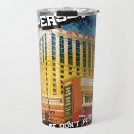 New Jersey Postcard Travel Mug