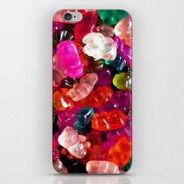 Yummy Gummies iPhone Skin