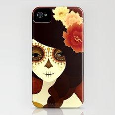 La Muertita Slim Case iPhone (4, 4s)