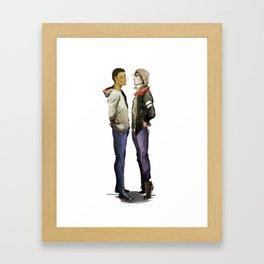 5´10´´ Framed Art Print