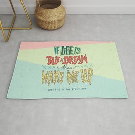 Queens of the Stone Age Rug