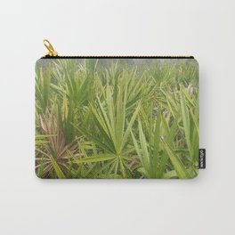 Fans of Green Carry-All Pouch