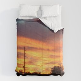 Country Sunset Comforters