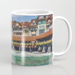 Thun, Switzerland - 2 Coffee Mug