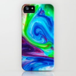 Technicolor  iPhone Case