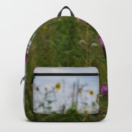 Sprouting Flowers Backpack
