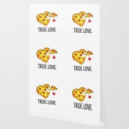 True Pizza Love Wallpaper