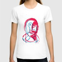 contact T-shirts featuring Contact by NedKamburov